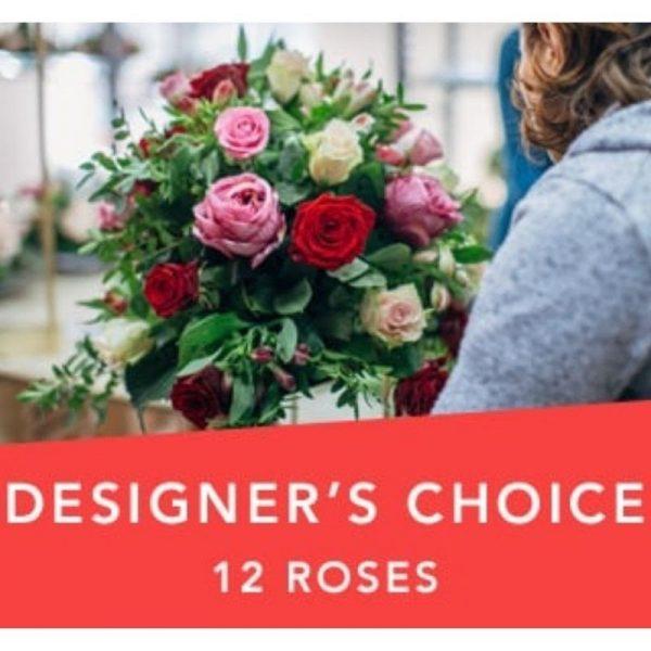 Designer choice Dozen rose