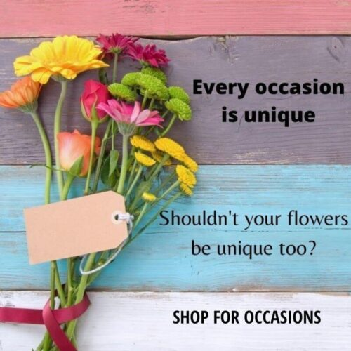 SHOP FOR OCCASIONS